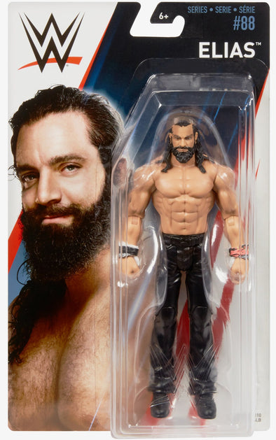 WWE Series 88 - Elias