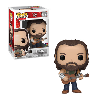 WWE - Elias Pop! Vinyl Figure