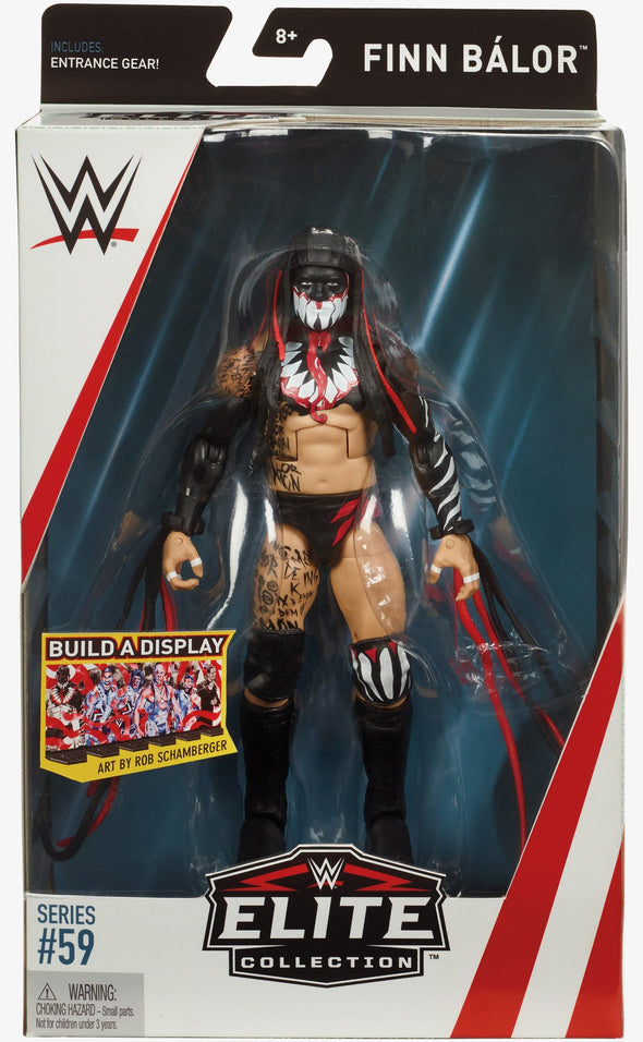 WWE Elite Series 59 - Finn Bálor