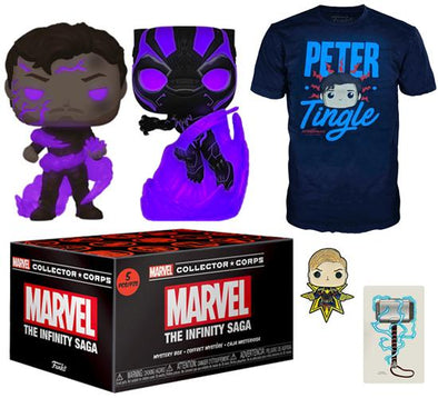 Marvel Collector Corps - Marvel: The Infinity Saga Subscription Box