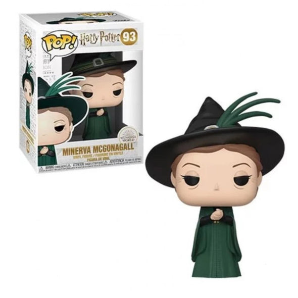 Harry Potter - Minerva McGonagall (Yule) Pop! Vinyl Figure