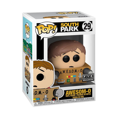 South Park - Awesom-O (Unmasked) Exclusive POP! Vinyl Figure
