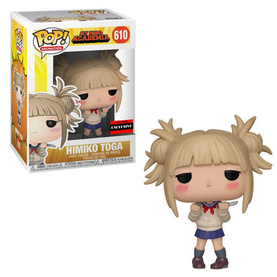 My Hero Academia - Himiko Toga Exclusive Pop! Vinyl Figure