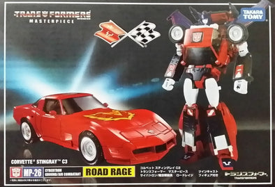 MP-26 Masterpiece Road Rage