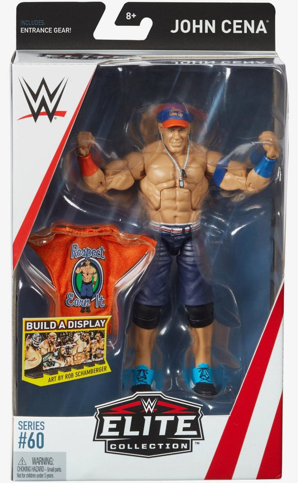 WWE Elite Series 60 - John Cena