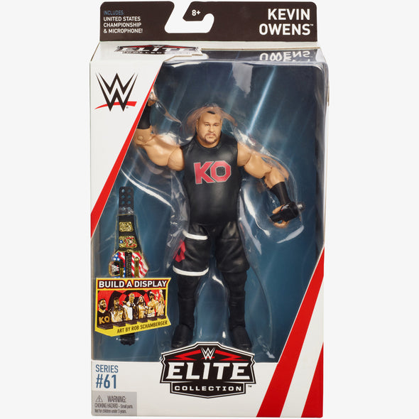 WWE Elite Series 61 - Kevin Owens