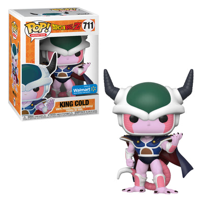 Dragonball Z - King Cold Exclusive Pop! Vinyl Figure