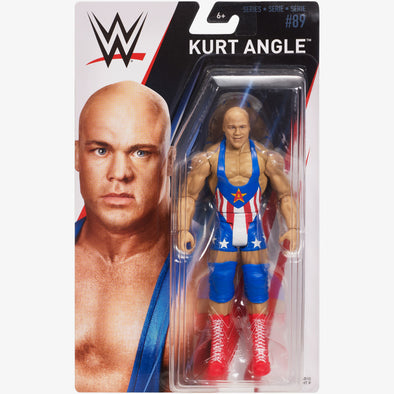 WWE Series 89 - Kurt Angle