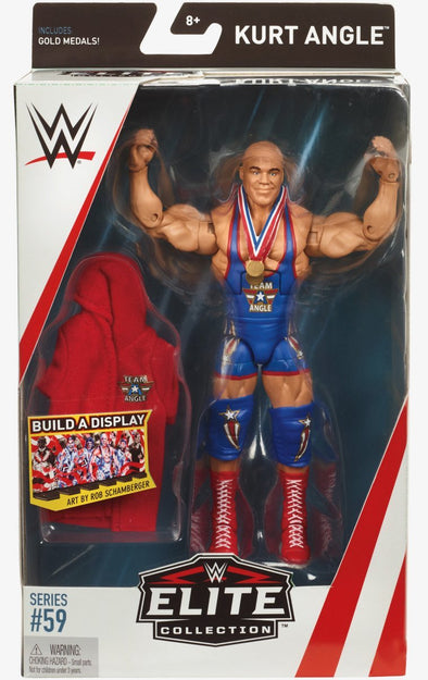 WWE Elite Series 59 - Kurt Angle