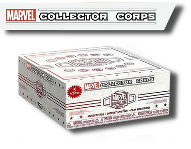 Marvel Collector Corps - Lucha Libre Edition Subscription Box