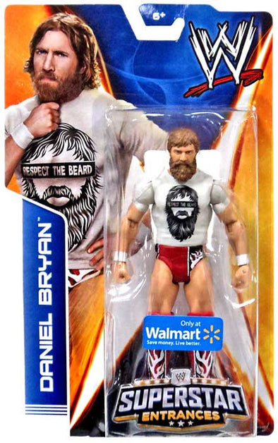 WWE Superstar Entrances - Daniel Bryan (Beard)