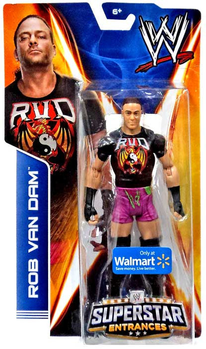 WWE Superstar Entrances - Rob Van Dam