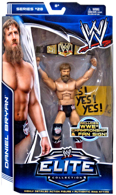 WWE Elite Series 28 - Daniel Bryan