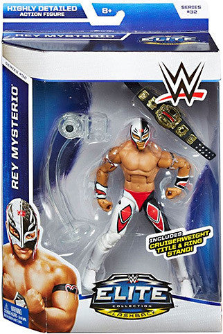 WWE Elite Series 32 - Rey Mysterio