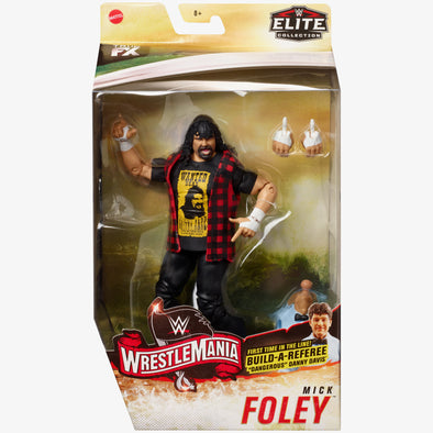 WWE Wrestlemania 36 Elite Series - Mick Foley