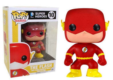 DC Universe The Flash Pop! Vinyl Figure