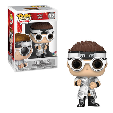 WWE - The Miz Pop! Vinyl Figure