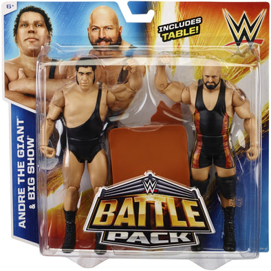 WWE Battle Pack - Andre The Giant and Big Show