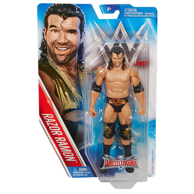 WWE Wrestlemania Series - Razor Ramon WM10