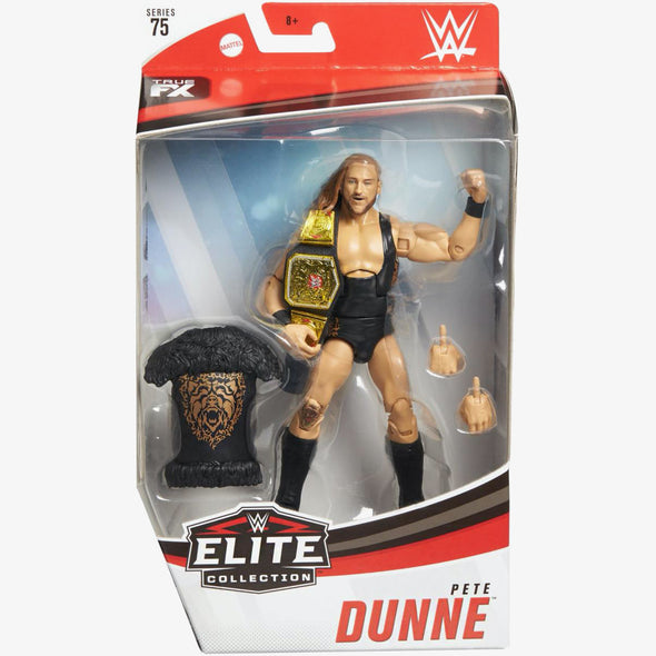 WWE Elite Series 75 - Pete Dunne