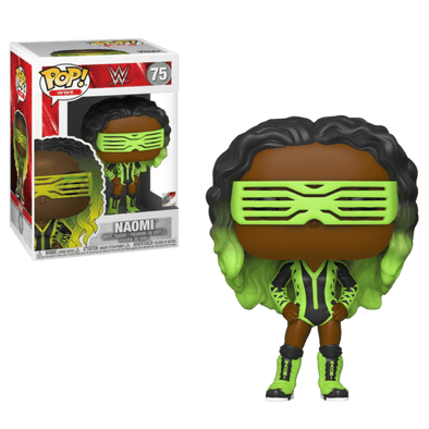 WWE - Naomi Pop! Vinyl Figure