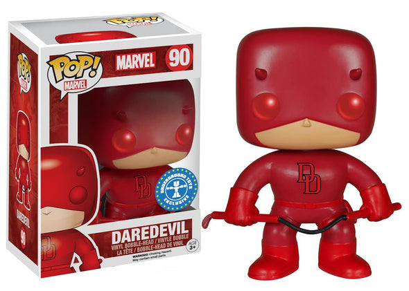 Marvel Universe Daredevil Exclusive Pop! Vinyl Figure