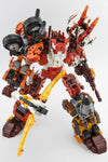 Warbotron WB03 (Computicon) - Complete set of 5