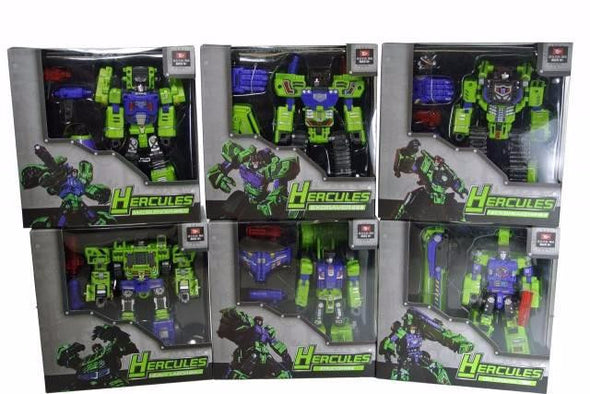 TFC Hercules - Set of 6 Figures