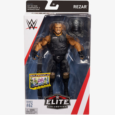 WWE Elite Series 62 - Rezar