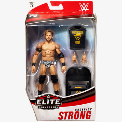 WWE Elite Series 72 - Roderick Strong