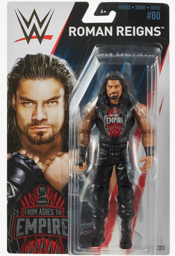 WWE Series 80 - Roman Reigns