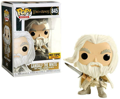 Lord of the Rings - Gandalf The White Exclusive Pop! Vinyl Figure