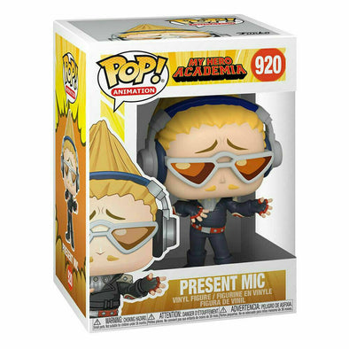 My Hero Academia - Present Mic Pop! Vinyl Figure