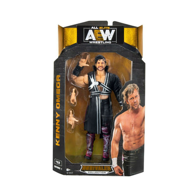 AEW Unrivaled Series 1 - Kenny Omega