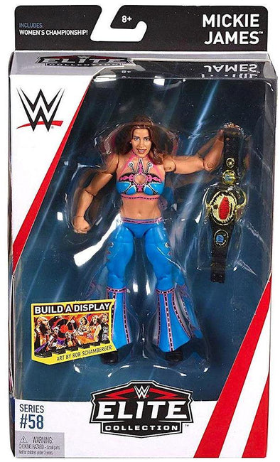 WWE Elite Series 58 - Mickie James