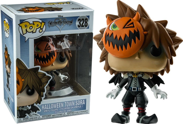 Kingdom Hearts - Exclusive Halloween Sora POP! Vinyl Figure