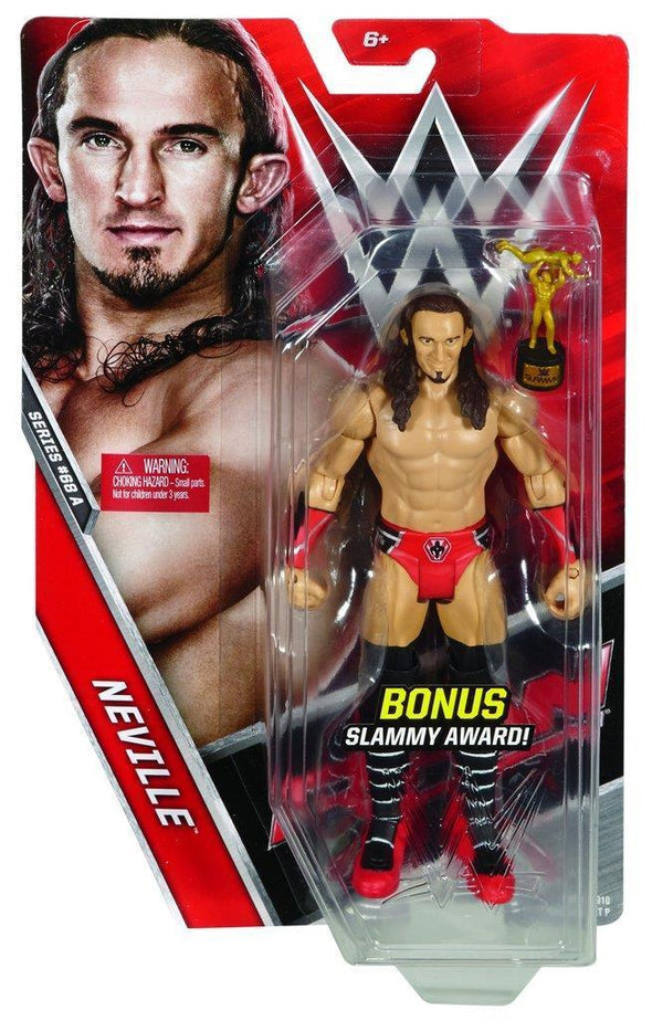 WWE Series 68 - Neville with Slammy