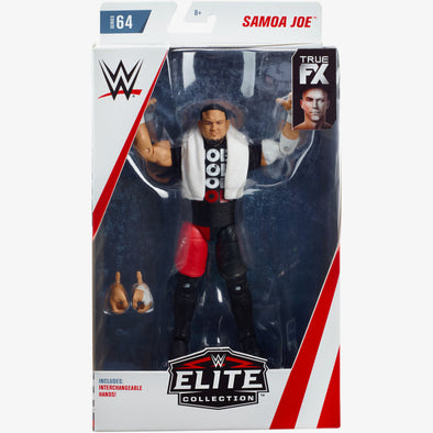 WWE Elite Series 64 - Samoa Joe