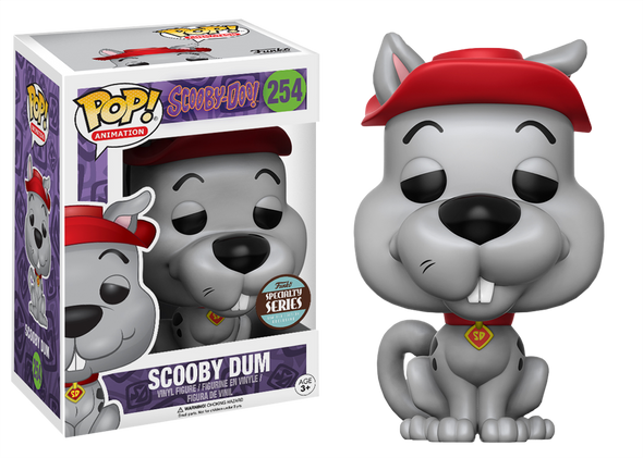 Scooby-Doo - Scooby-Dum Specialty Series Exclusive Pop! Vinyl Figure