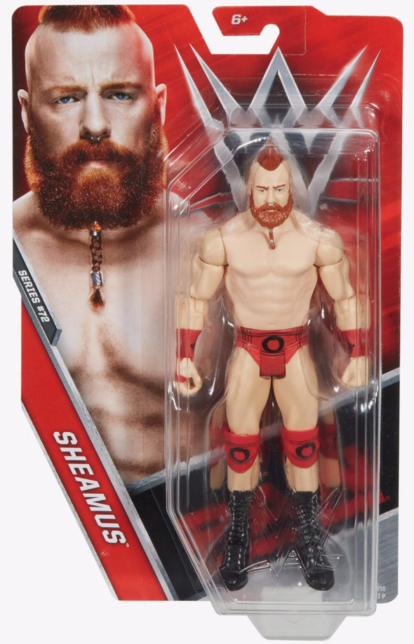 WWE Series 72 - Sheamus