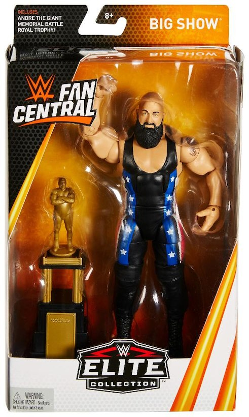 WWE Fan Central Elite Exclusive Series - Big Show