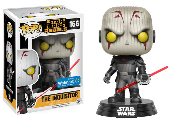 Star Wars Rebels -  The Inquisitor Exclusive Pop! Vinyl Figure