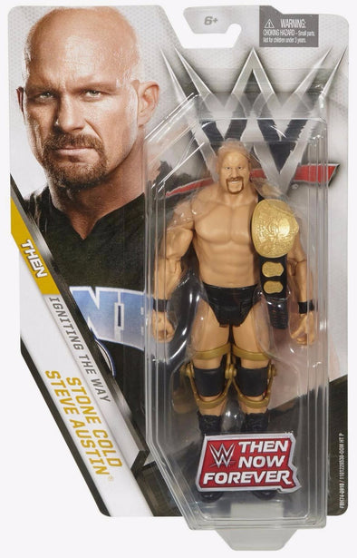 WWE Then Now Forever Series - Stone Cold Steve Austin