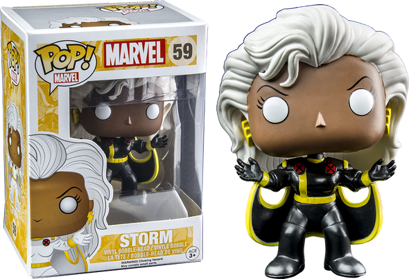 Marvel X-Men Movie Storm Black Suit Exclusive Pop! Vinyl Figure