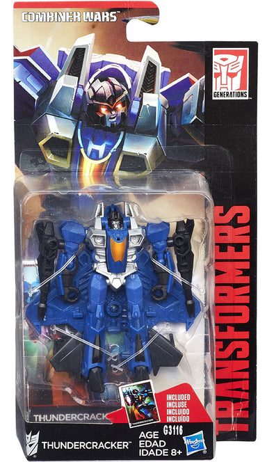 Combiner Wars Legend Thundercracker