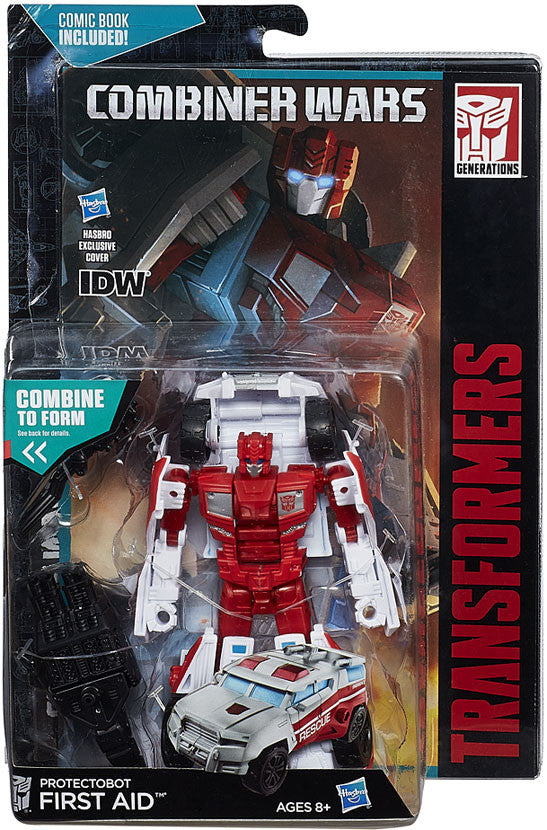 Combiner Wars Deluxe Protectobot First Aid