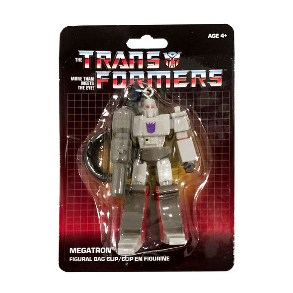 Transformers - G1 Megatron Bag Clip