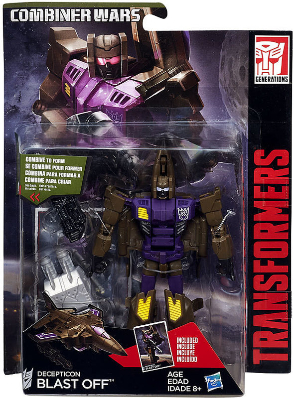 Combiner Wars Deluxe Combaticon Blast Off