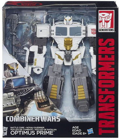 Combiner Wars Voyager Battle Core Optimus Prime