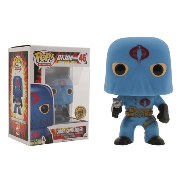 G.I. Joe - Hooded Cobra Commander Exclusive Pop! Vinyl Figure